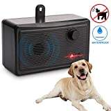 Marialove Bark Control Devices, Upgrade Outdoor Mini Anti Barking...
