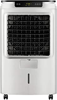 Aire Acondicionado Móvil/Velocidad De Viento De 3 Velocidades/Humidificación Refrigeración/Temporizador De 24 Horas/Tanque De Agua Grande De 50L / Control Remoto Inteligente/Oficina Casa