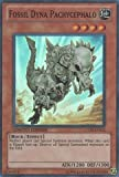 Yu-Gi-Oh! - Fossil Dyna Pachycephalo (CT08-EN012) - 2011 Collectors Tins - Limited Edition - Super Rare
