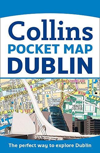 Dublin Pocket Map: The perfect way to explore Dublin (Pocket Maps) [Idioma Inglés]