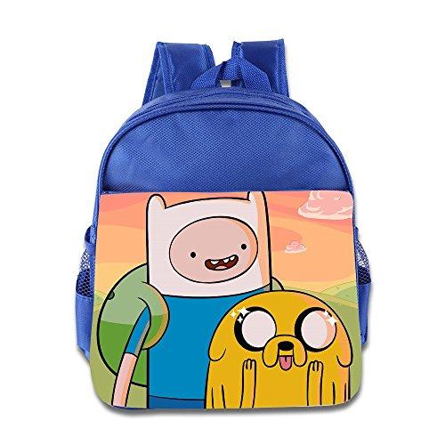 Infantil Hora De Aventuras Mochila Escolar Cool bebé niños niñas mochila escolar