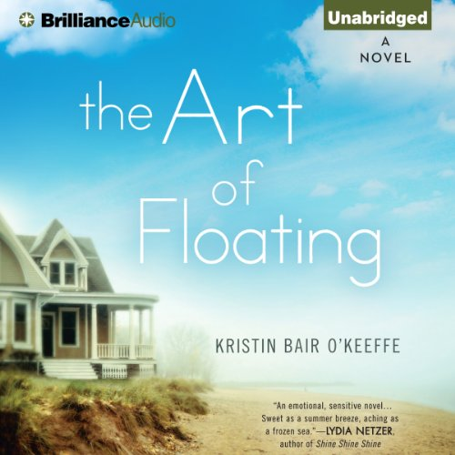 The Art of Floating audiobook cover art