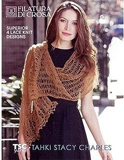 Filatura Di Crosa Pattern Book Superior Lace Mini Collection Fall 2012