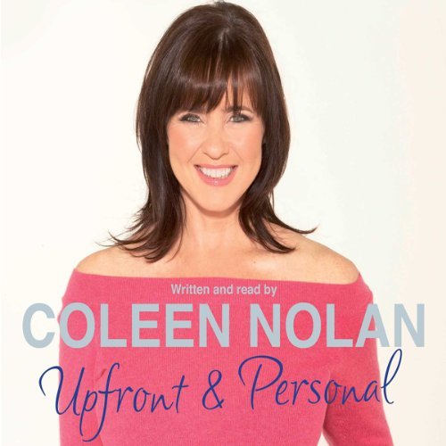Upfront and Personal audiobook cover art