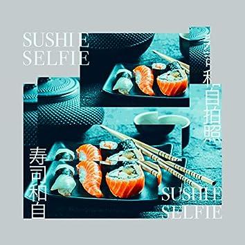 Sushi e selfie