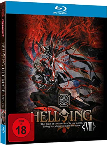 Hellsing: Ultimate - OVA - Re-Cut - Vol.8 - [Blu-ray]