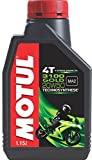 Motul 3100 4T Gold 20W50 API SM Semi Synthetic Engine Oil for Bikes