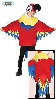 Tropische papegaai kostuum voor kinderen