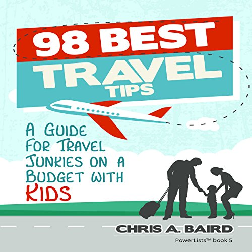 98 Best Travel Tips cover art