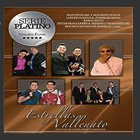 Serie Platino Estrellas Del Vallenato by Varios