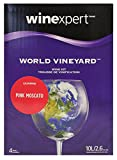 World Vineyard Pink Moscato From California - Limited Release by World Vineyard