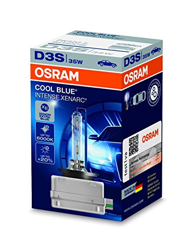 OSRAM Xenarc Cool Blue Intense D3S