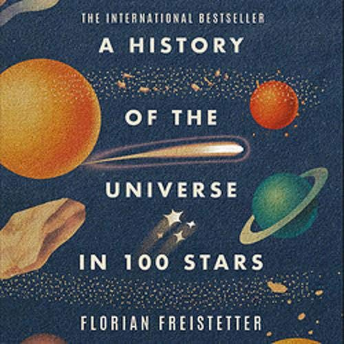 A History of the Universe in 100 Stars cover art
