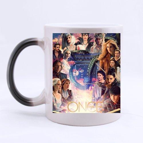 CozyHome once upon a time season 5 Custom tea coffee cup Morphing...