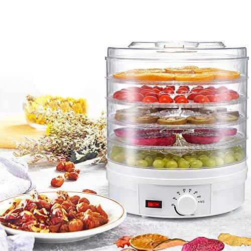 Best Prices! 110V/220V AnEssOil Food Dehydrator Snacks Dehydration Dryer Fruit Vegetable Herb Meat D...