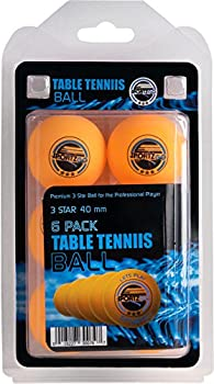 SPORTLY TABLE TENNIS PING PONG BALLS