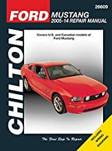 Ford Mustang, 2005-14 (Chilton Automotive)