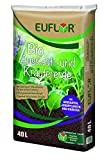 Euflor 40 L Bio Aussaat- und Kräutererde, feine Spezialerde für Aussaaten, Kräuter, Jungpflanzen...