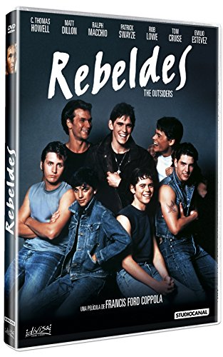 Rebeldes [DVD]