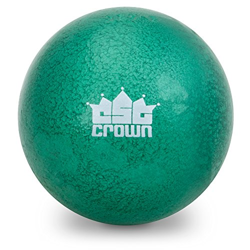 Shot Put, 8 lbs - Green Cast Iron Weight Ball, 3.63kg - Great for Outdoor Track & Field Equipment for Competitions, Practice, Strength Training, Fitness Gear, Outdoor Sports, Coaching for Athletes