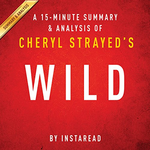 A 15-Minute Summary & Analysis of Cheryl Strayed's Wild audiobook cover art
