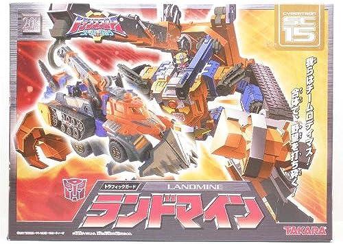 autorización oficial Transformers Transformers Transformers Landmine SC-15 (japan import)  comprar ahora
