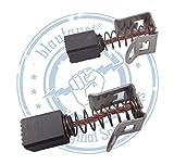 Maschinen-Teufel - Cepillos de carbón para taladradora Bosch GSB GSR 12, 14.4, 18, 24, 36 VE-2