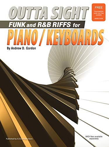 Outta Sight Funk and R&B Riffs for Piano/Keyboards (English Edition)