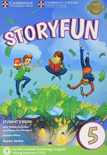 Storyfun 5 Student's Book with Online Activities and