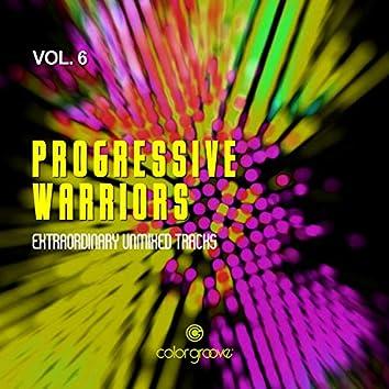 Progressive Warriors, Vol. 6 (Extraordinary Unmixed Tracks)