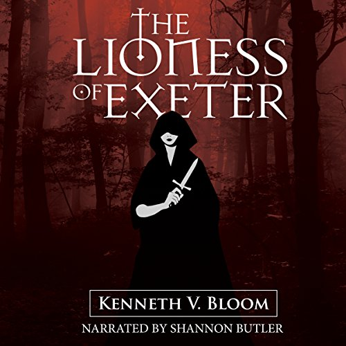 The Lioness of Exeter audiobook cover art