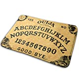 DIYAB Ouija Board Non-Slip Welcome Mat Entrance Way Rug Easy to Clean Front Outdoor Doormat for High Traffic Area 24 x 16 Inch