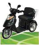 400W ElektroScooter Senioren ElektroMobil Mobility Vehicle Dreirad David 1 bis 6 15km h