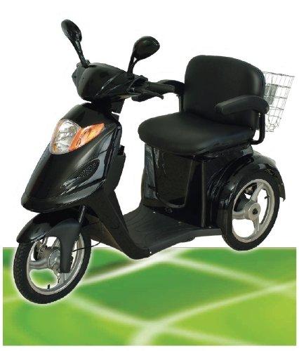 400W ElektroScooter Senioren ElektroMobil Mobility Vehicle Dreirad David 1 bis 6 15km h*