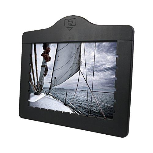 Rollei PDF-S 240 SE - Multi Scanner 5.1 Megapixel per Diapositive, Negativi, Foto, Incl. Software di Ritocco Immagini - Nero