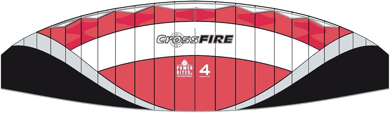HQ Powerkites Crossfire II 4.0 R2F B00170IIFQ    eine große Vielfalt von Waren 666a88