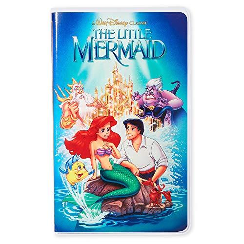 Disney The Little Mermaid ''VHS Case'' Journal