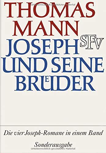 Joseph und seine Brüder: Vier Romane in einem Band