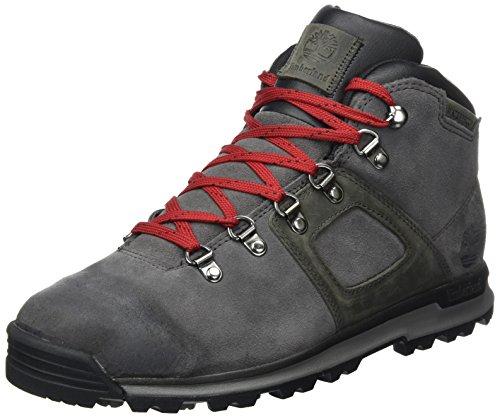 Timberland Timberland Herren GT Scramble Leather Waterproof Chukka Boots, Grau (Tornado), 41 EU