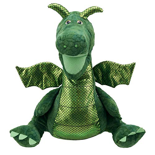 The Puppet Company Dragones encantados Marioneta de Mano, Verde