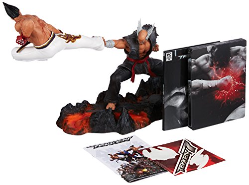Tekken 7 - Collectors Edition (exkl. bei Amazon.de) (Code in der Box) - [PC]