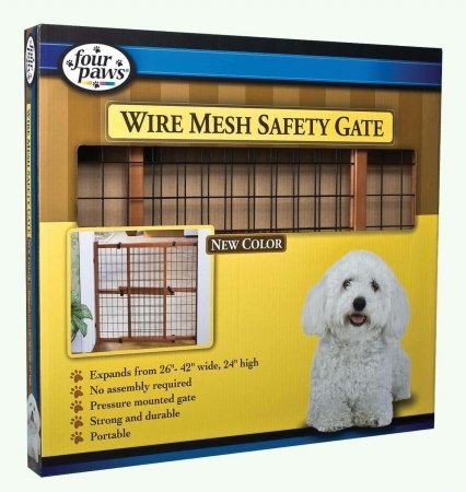 Where To Buy Wire Mesh Gate Size 24 Amp Quot H X 26 Amp Quot 42 Amp Quot W X 2 5 Amp Quot D Fixation Bwer