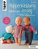 Puppenkleidung nähen aus Jersey (kreativ.kompakt.): Entzückende Mini-Mode für jeden...