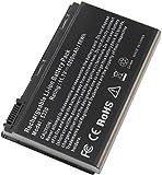 GRAPE32 Reemplazo de la batería del portátil para Acer Extensa 5100 5210 5220 5230 5230E 5320 5420 5610 5620 5620G 5620Z 5630 5630EZ 5630G 5630Z 7220 7620 TravelMate 5220 5520 5310 5320(10.8V 5200mah)