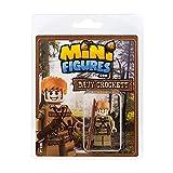 Custom Design Minifigure - American Folk Hero Davy Crockett - Adult Collectors Edition