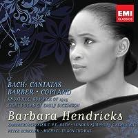 Bach Cantatas& Barber/Copland
