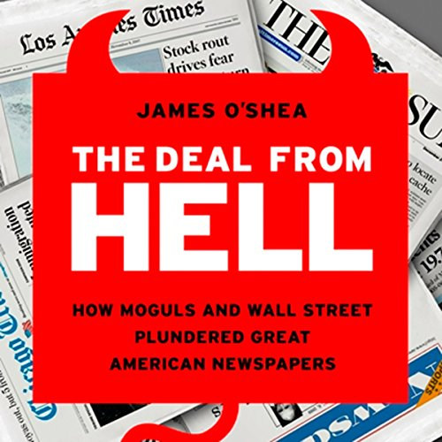 The Deal from Hell audiobook cover art
