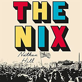 Couverture de The Nix