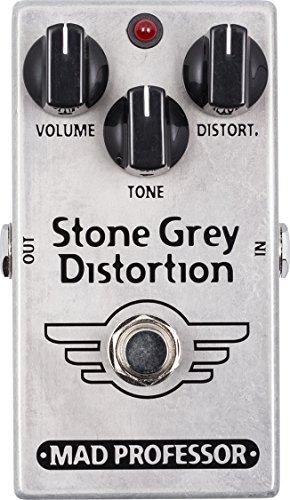 MAD PROFESSER マッドプロフェッサー エフェクター FACTORY Series ディストーション Stone Grey Distortion FAC 【国内正規品】