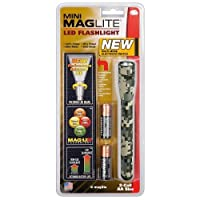 MAGLITE SP22MRH 2-AA Cell Mini LED Flashlight, Universal Camo by MAGLITE [並行輸入品]